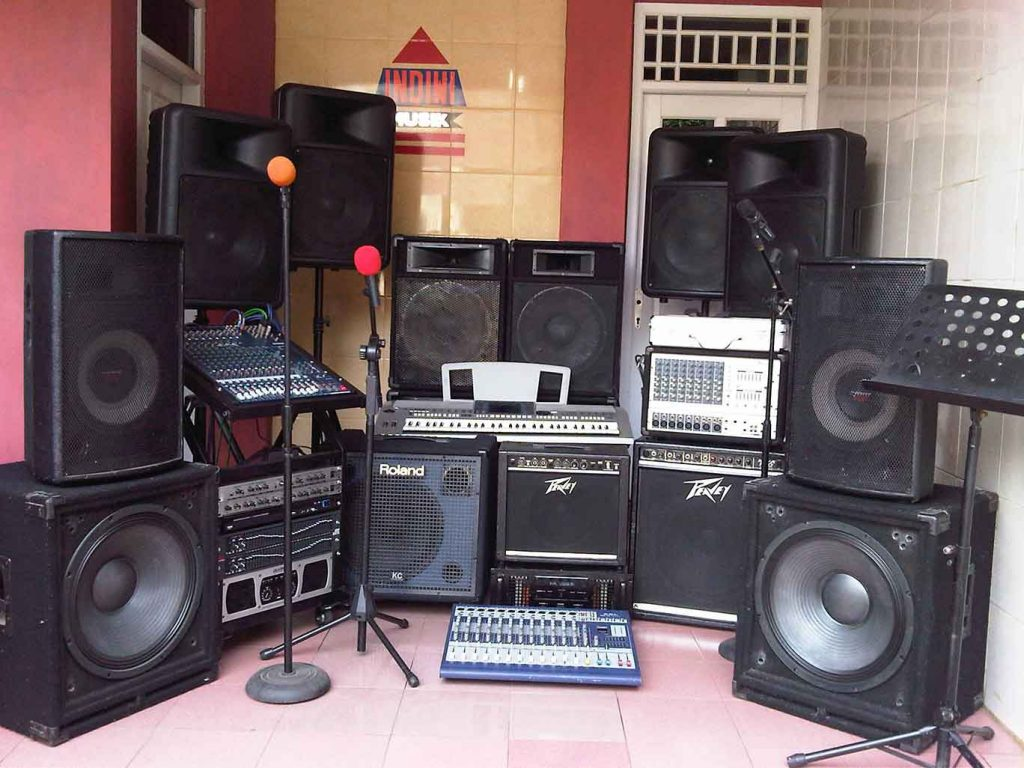 اجاره سیستم صوتی
