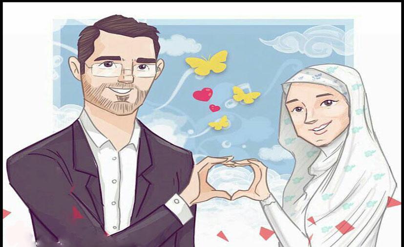 چگونه عروسی مذهبی شاد برگزار کنیم